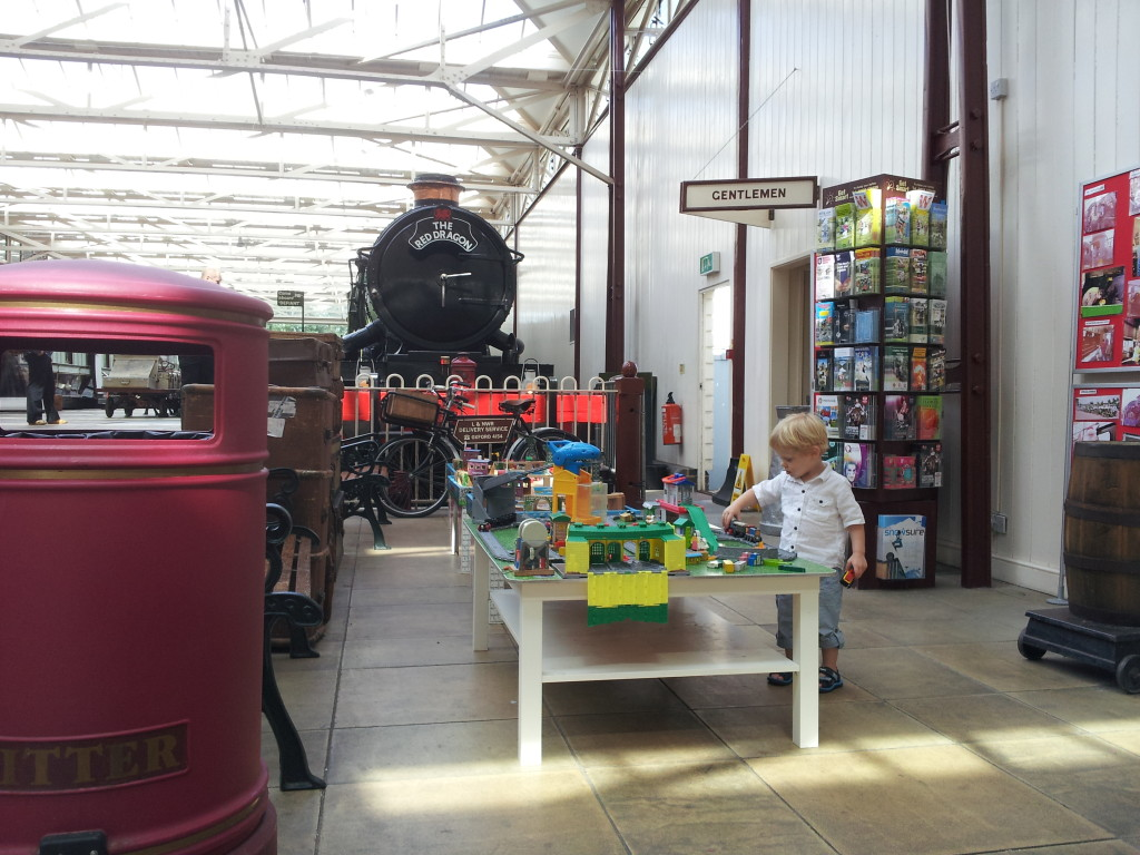 Buckinghamshire Railway Centre