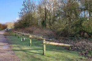 Ockwells Park Maidenhead trail