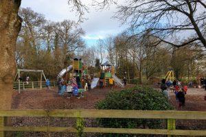 Ockwells Park Maidenhead playground