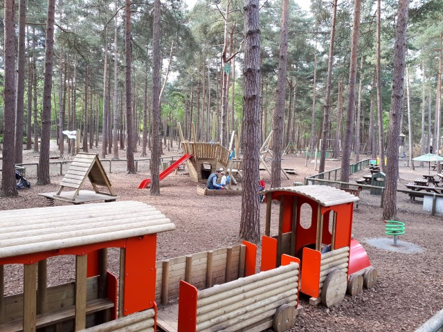 The Lookout play area