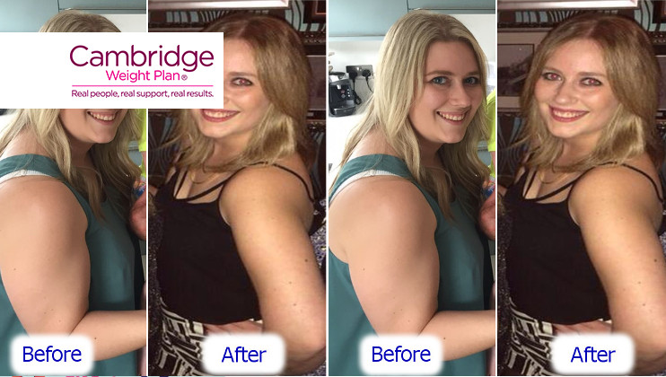 Marlow Mum Penny Ross talks about her weight struggles and how she lost 3 stone