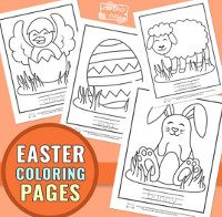 4 pre-school colouring sheets (scroll down to beneath last big pic for link)