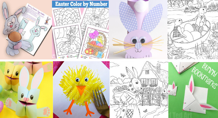 Easy Easter Craft Inspiration