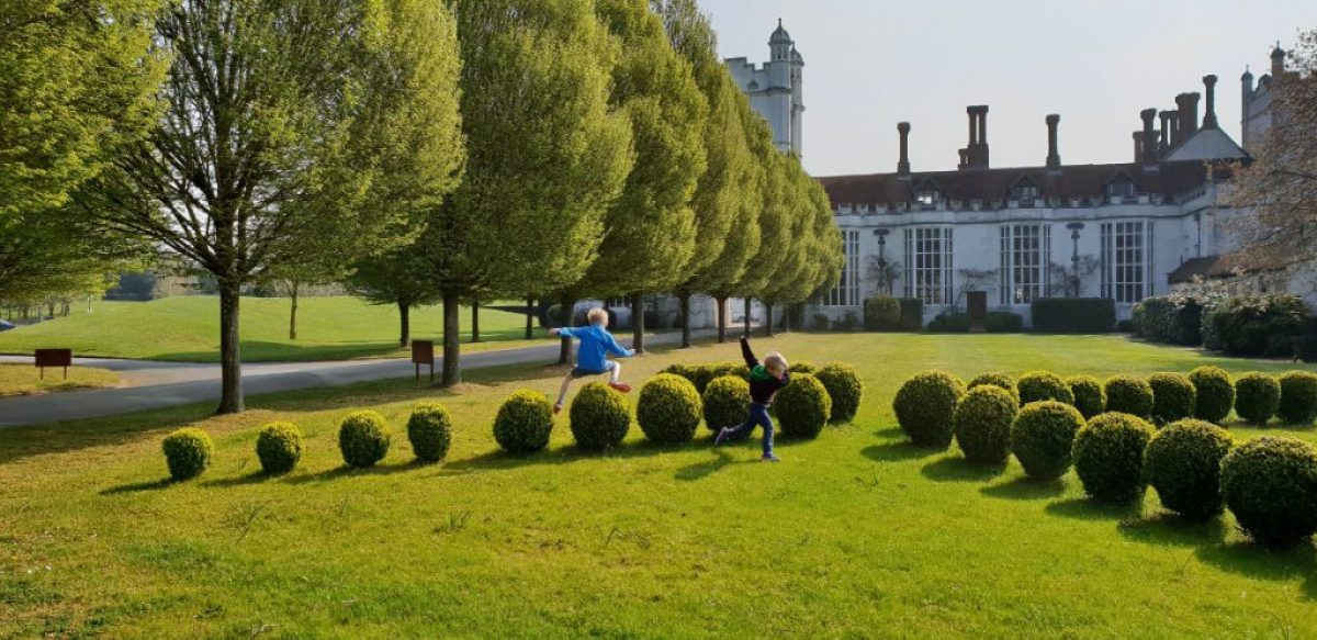 A day out with the family at Danesfield House Hotel and Spa