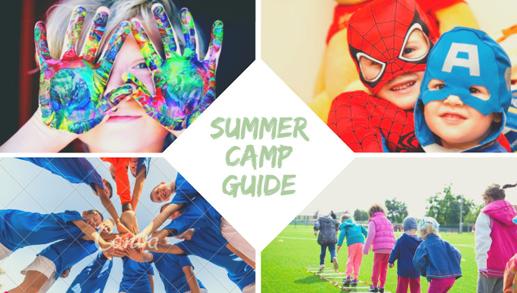 Your ultimate guide to kids SUMMER CAMPS near Marlow 2019