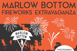 Marlow Bottom Fireworks Night