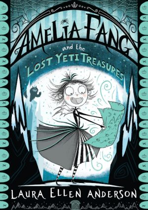 Halloween Amelia Fang and the Lost Yeti Treasures._475