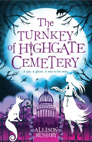 Halloween The Turnkey of Highgate Cemetery Cover Image_475