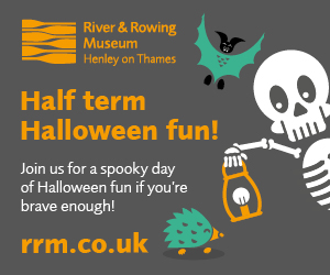 Henley River and Rowing Museum Halloween