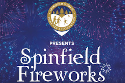 Spinfield School Fireworks Night