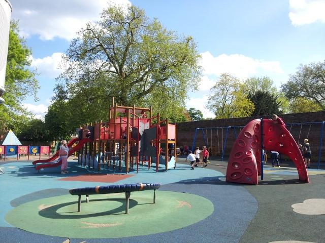 higginson park marlow playground