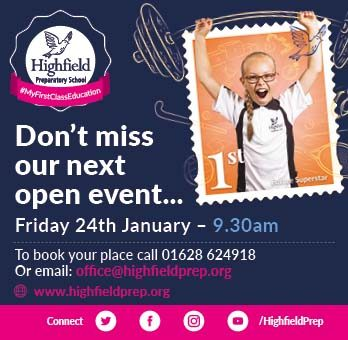 Highfield Prep School Open Day