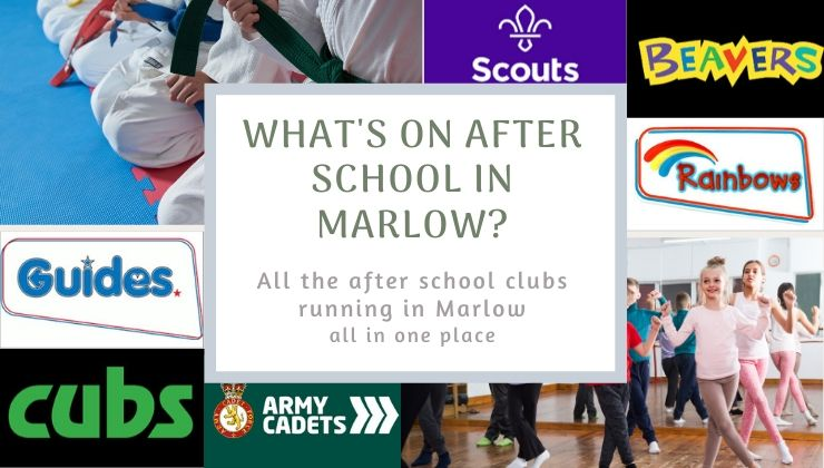 After school clubs in Marlow