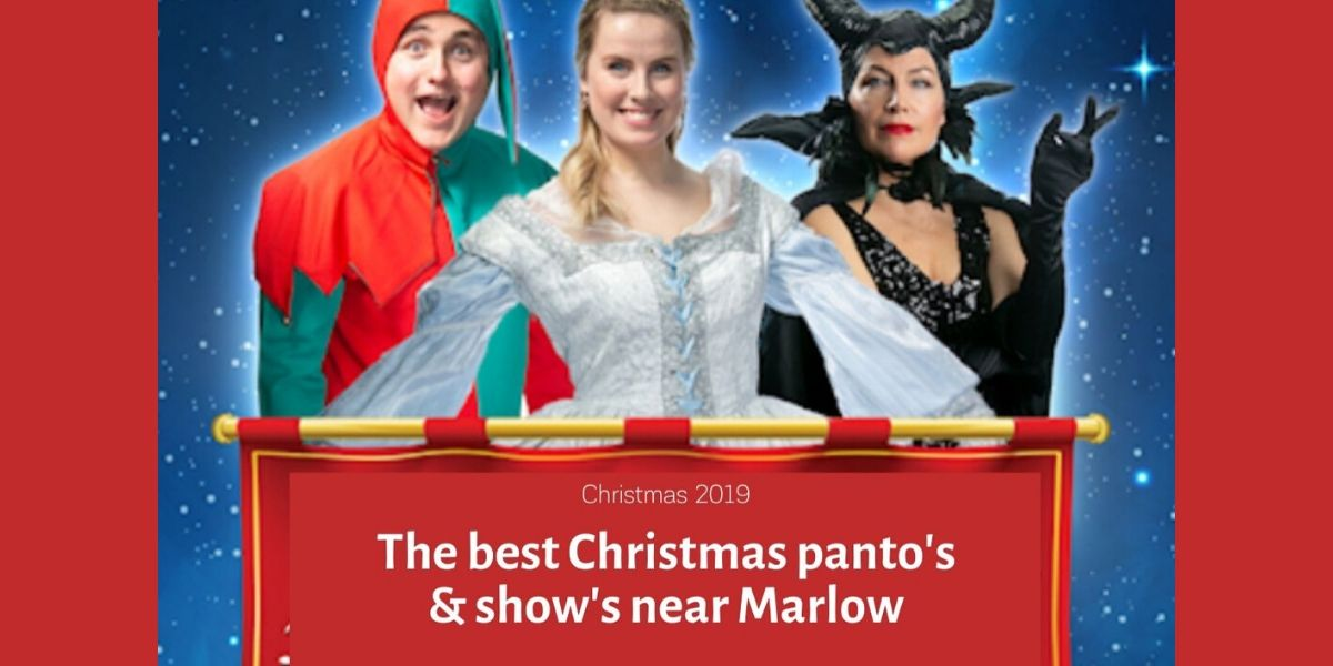 The best Christmas Panto's and Shows in Marlow