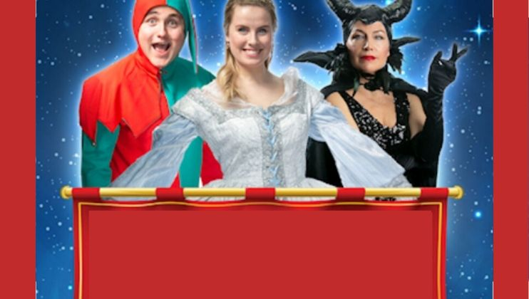 The best shows and panto's running this Christmas