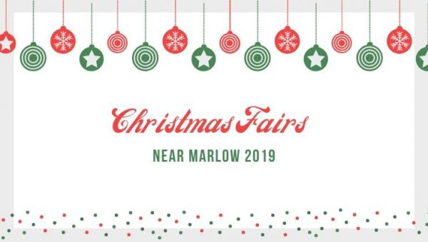 Christmas Fairs around Marlow 2019