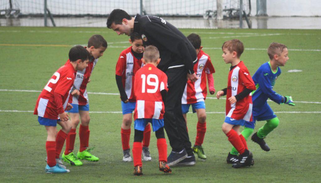 kids football marlow