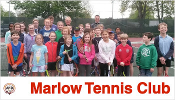 Marlow Tennis Club Kids Coaching