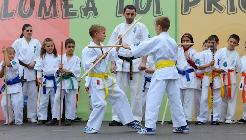 Martial arts classes marlow