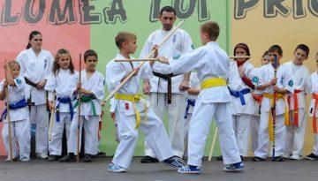 Martial arts classes marlow