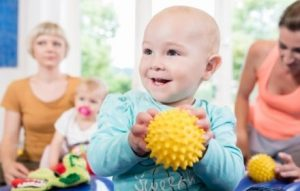 Baby and toddler classes and groups
