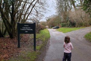 Turville Manor Family Walk manor