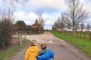 Pheasants Hill family walk house