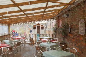 Maidenhead thicket family walk cafe