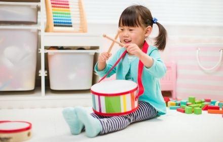 Pre-school music classes near Marlow