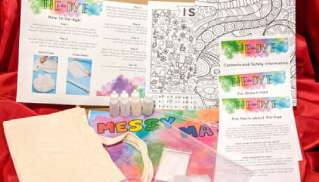 Live online crafting for kids