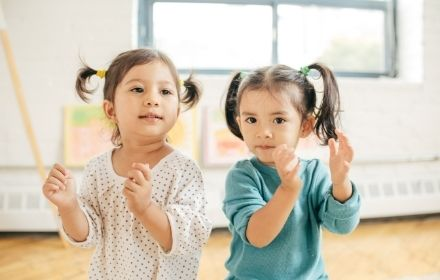 Toddler and pre-school age dance classes around Marlow