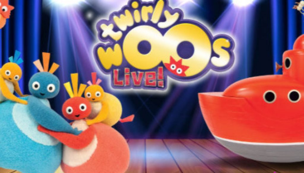 The Twirlywoos family show