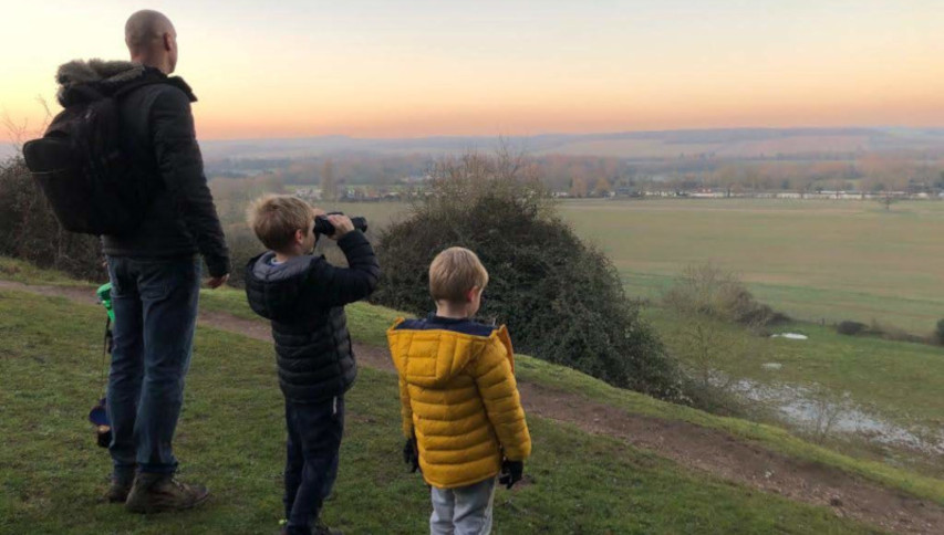 Best routes for local family walks