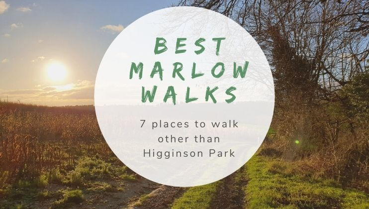 Marlow Walks to cure those lockdown blues
