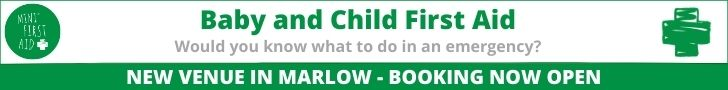 Baby and Child First Aid Marlow