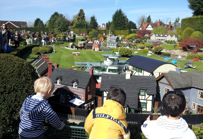 Bekonscot Model Village Family Day Out