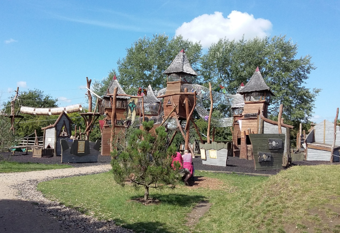 Hobbledown Adventure Park Family Day Out