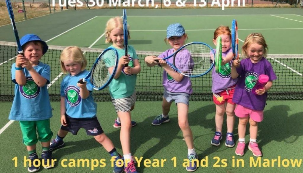 Little Aces Tennis Camp