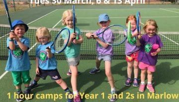 Little Aces Tennis Camp