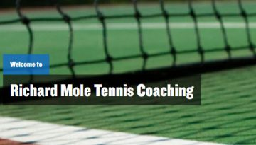 Richard Mole Tennis Camp