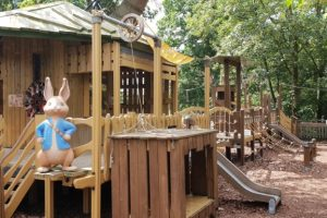 Willows activity farm peter rabbit playground