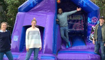 bounce buddy bouncy castles marlow