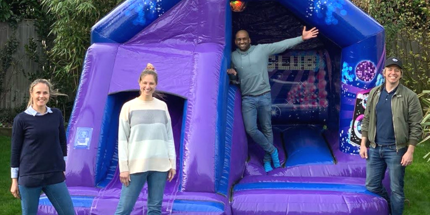 bounce buddy bouncy castles marlow