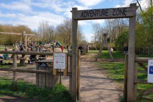 Denham Country Park Adventure Playground