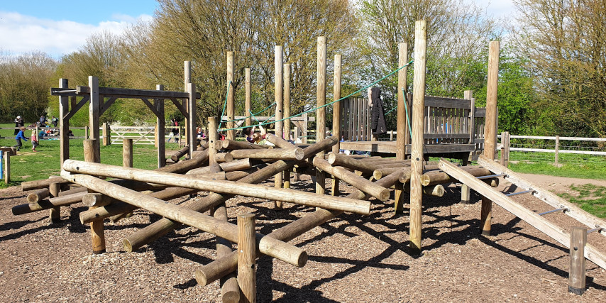 denham country park playground