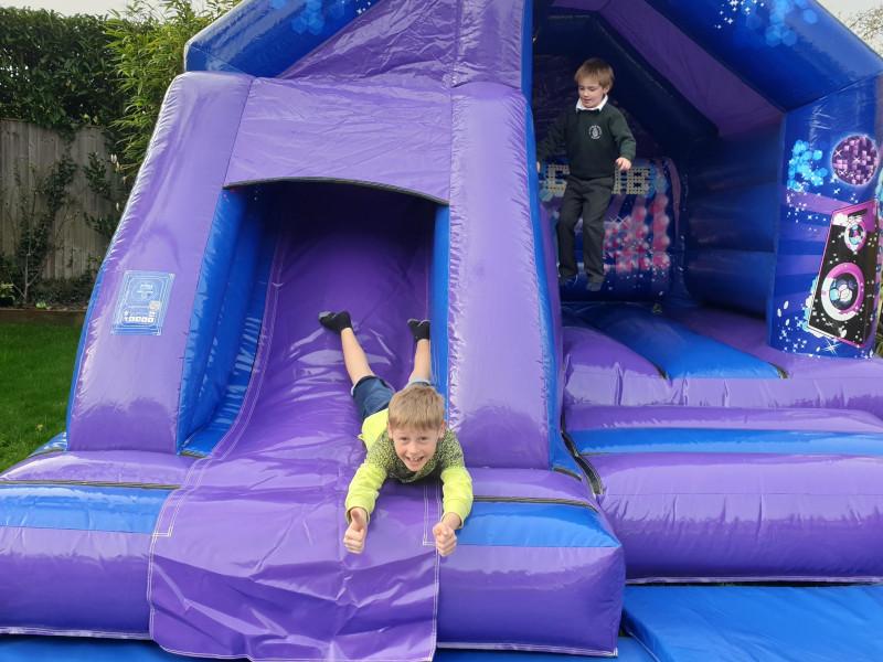 Marlow bouncy castles