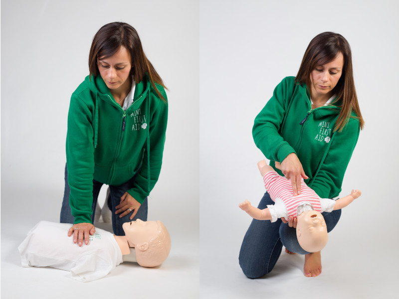 Mini First Aid Marlow CPR