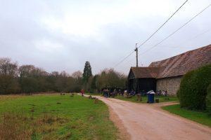 Turville Heath Family Walk Barn Cafe