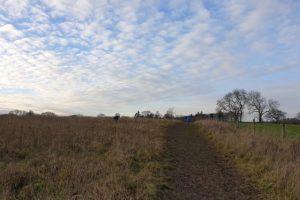 Turville Heath Family Walk Clouds