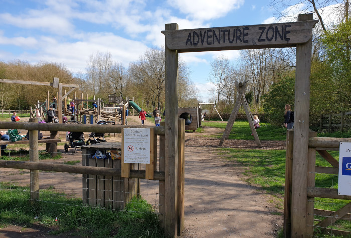 Free day out at Denham Country Park